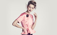 Frida Gustavsson wallpapers 4K Ultra HD