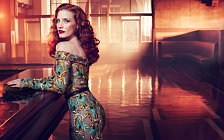 Jessica Chastain wallpapers 4K Ultra HD