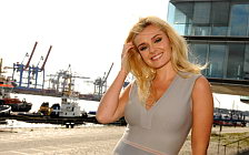 Katherine Jenkins wallpapers 4K Ultra HD